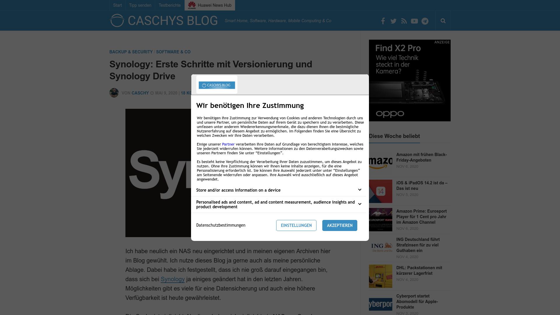 https://stadt-bremerhaven.de/synology-erste-schritte-mit-versionierung-und-synology-drive/