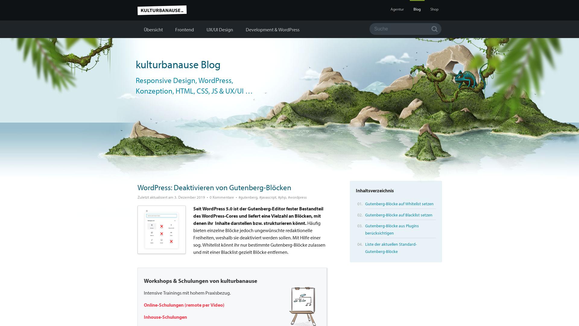 https://blog.kulturbanause.de/2019/12/wordpress-deaktivieren-von-gutenberg-bloecken/