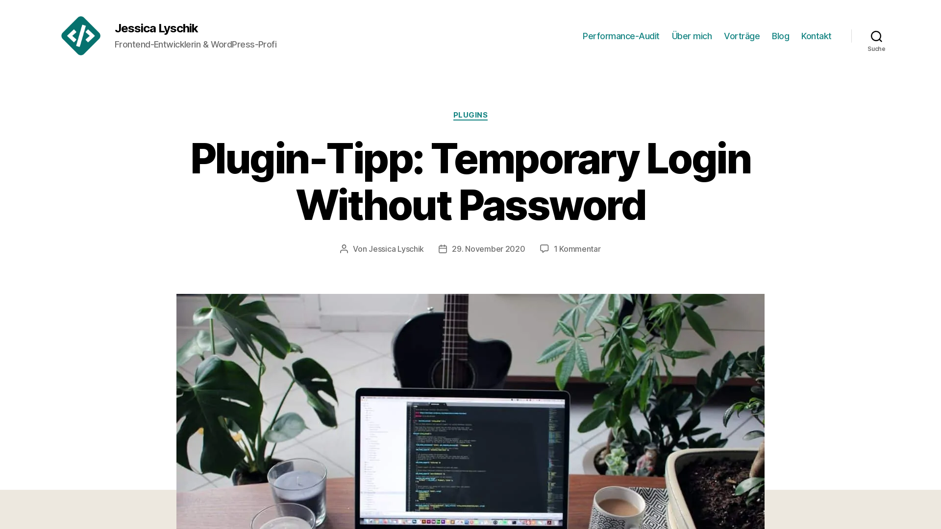 https://jessicalyschik.de/plugin-tipp-temporary-login-without-password/